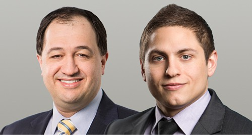 Darren Langer: head of fixed income and Chris Rands: portfolio manager, fixed income